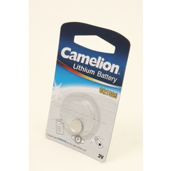Батарейка дисковая литиевая Camelion CR1025-BP1 CR1025 BL1