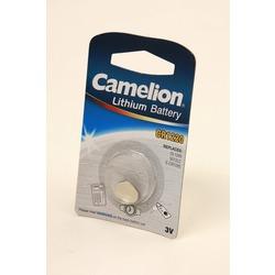 Батарейка дисковая литиевая Camelion CR1220-BP1 CR1220 BL1