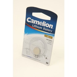 Батарейка дисковая литиевая Camelion CR1225-BP1 CR1225 BL1