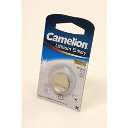 Батарейка дисковая литиевая Camelion CR2016-BP1 CR2016 BL1