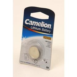 Батарейка дисковая литиевая Camelion CR2025-BP1 CR2025 BL1