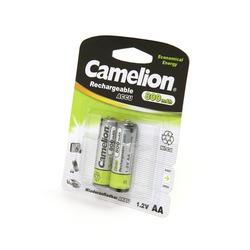 Аккумулятор Ni-Cd Camelion NC-AA800BP2 АА-800mAh Ni-Cd BL2
