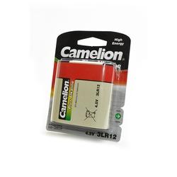 Батарейка бытовая стандартных типоразмеров Camelion Plus Alkaline 3LR12-BP1 3LR12 BL1