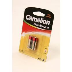 Батарейка спецэлемент Camelion Plus Alkaline LR1-BP2 LR1 BL2