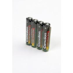 Батарейка бытовая стандартных типоразмеров Camelion R03P-SP4G R03 SR4, в упак 60 шт