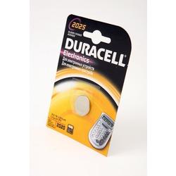 Батарейка дисковая литиевая DURACELL DL2025 BL1