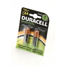 Аккумулятор Ni-MN DURACELL HR6 AA 1300mAh BL2