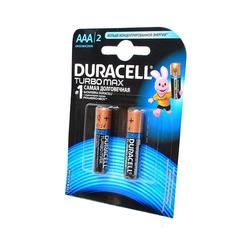 Батарейка DURACELL TURBO MAX LR03 BL2