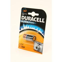 Батарейка фотолитиевая DURACELL ULTRA CR123A BL1