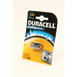 Батарейка фотолитиевая DURACELL ULTRA CR2 BL1