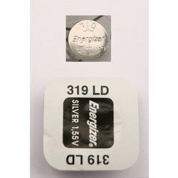 Батарейка серебряно-цинковая часовая Energizer 319 LD