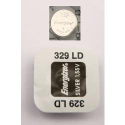 Батарейка серебряно-цинковая часовая Energizer 329 LD