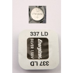 Батарейка серебряно-цинковая часовая Energizer 337 LD