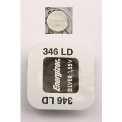 Батарейка серебряно-цинковая часовая Energizer 346 LD