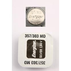 Батарейка серебряно-цинковая часовая Energizer 357/303 MD