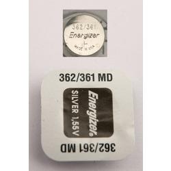 Батарейка серебряно-цинковая часовая Energizer 362/361 MD