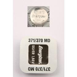 Батарейка серебряно-цинковая часовая Energizer 371/370 MD