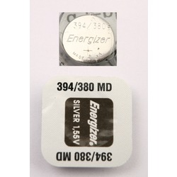 Батарейка серебряно-цинковая часовая Energizer 394/380 MD