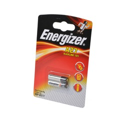 Батарейка спецэлемент Energizer Alkaline A27 BL2