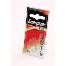 Батарейка дисковая литиевая Energizer CR1025 BL1
