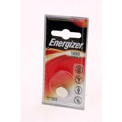Батарейка дисковая литиевая Energizer CR1220 BL1