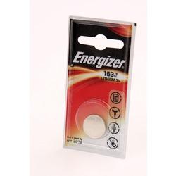 Батарейка дисковая литиевая Energizer CR1632 BL1