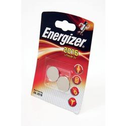 Батарейка дисковая литиевая Energizer CR2016 BL2