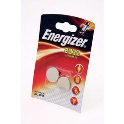 Батарейка дисковая литиевая Energizer CR2032 BL2