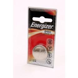 Батарейка дисковая литиевая Energizer CR2450 BL1