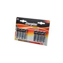 Батарейка бытовая стандартных типоразмеров Energizer MAX+Power Seal LR6 BL8