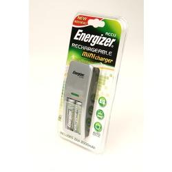 Зарядное устройство с аккумуляторами Energizer Mini Charger + 2AA2000mAh 630932/633116 BL1