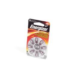 Батарейка воздушно-цинковая Energizer Zinc Air 312 BL8