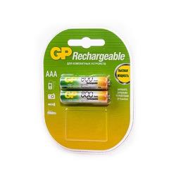 Аккумулятор Ni-MN GP 80AAAHC-2CR2 HR03 BL2