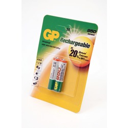 Аккумулятор Ni-MN GP 95AAAHC-BL2 HR03 BL2