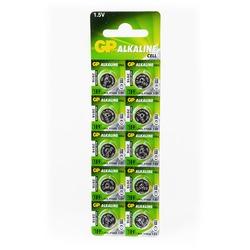 Батарейка алкалиновая часовая GP Alkaline cell 189-C10 AG10 BL10
