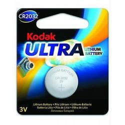 Батарейка дисковая литиевая Kodak ULTRA CR2032 BL1