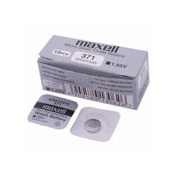 Батарейка серебряно-цинковая часовая MAXELL SR920SW 371 (RUS)