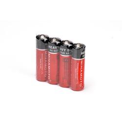 Батарейка бытовая стандартных типоразмеров MINAMOTO Heavy Duty R6 SR4, в упак 60 шт