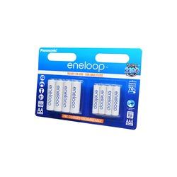 Аккумулятор предзаряженный Panasonic eneloop BK-KJMCCE44E 750mAh AAA + 1900mAh AA BL8