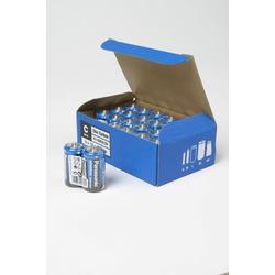 Батарейка бытовая стандартных типоразмеров Panasonic R14BER/2P R14 BER SR2, в упак 24 шт