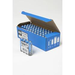 Батарейка бытовая стандартных типоразмеров Panasonic R6BER/4P R6 BER SR4, в упак 60 шт