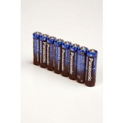 Батарейка бытовая стандартных типоразмеров Panasonic R6BER/8P R6 BER SR8, в упак 48 шт
