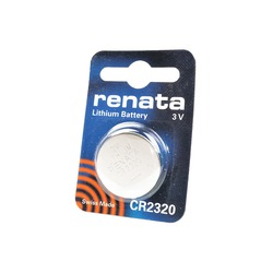 Батарейка дисковая литиевая RENATA CR2320 BL1