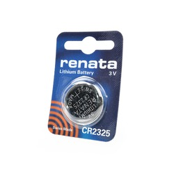 Батарейка дисковая литиевая RENATA CR2325 BL1