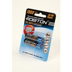 Аккумулятор Ni-MN ROBITON 1800MHAA-2 BL2