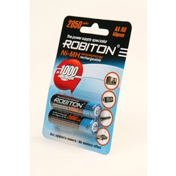 Аккумулятор Ni-MN ROBITON 2850MHAA упак200 BL2