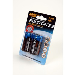 Аккумулятор Ni-MN ROBITON 4500MHC-2 BL2