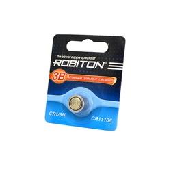 Батарейка фотолитиевая ROBITON CR1/3N-BL1