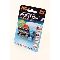 Аккумулятор предзаряженный ROBITON RTU2400MHAA-2 BL2