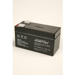 Аккумулятор свинцово-кислотный ROBITON VRLA12-1.3